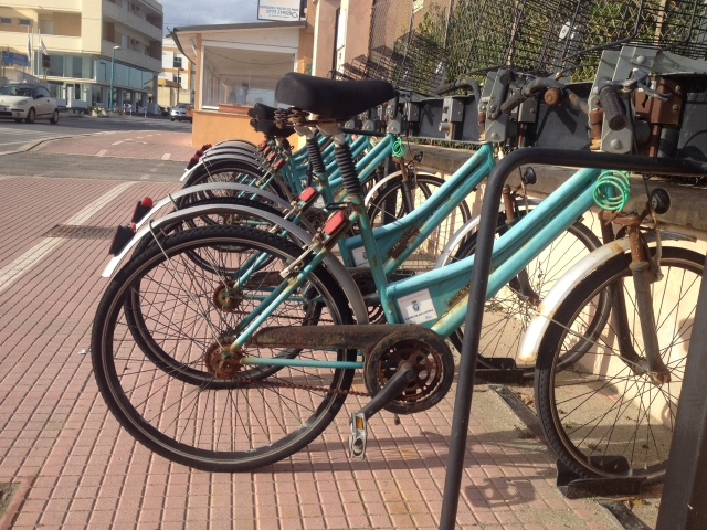 Il flop del bike sharing a Latina